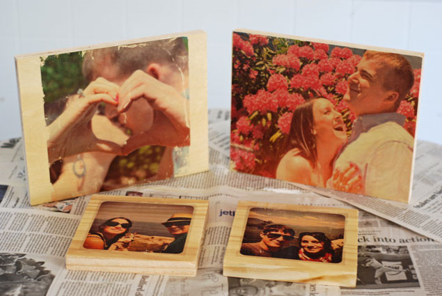 Best ideas about DIY Photo Transfer To Wood . Save or Pin DIY Mondays Wedding Decor Wood Transfers Now.