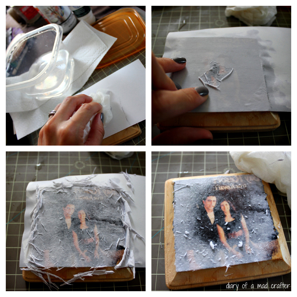 Best ideas about DIY Photo Transfer To Wood . Save or Pin Transferring A to Wood A Tutorial Now.