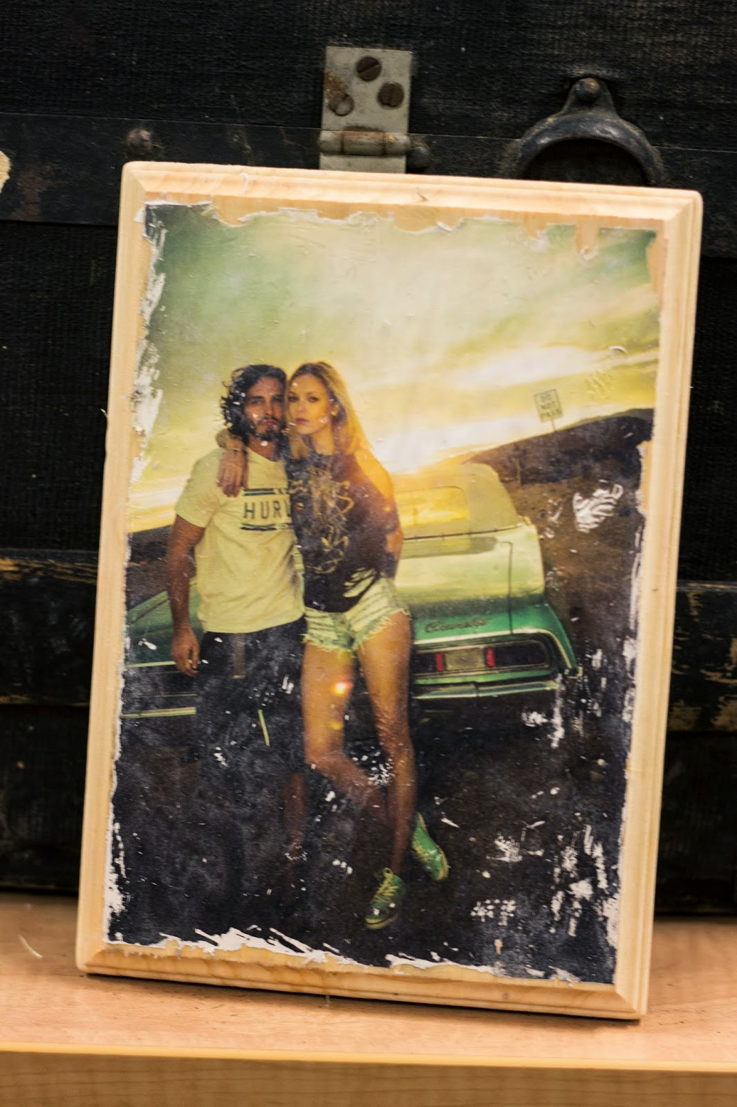 Best ideas about DIY Photo Transfer To Wood . Save or Pin DIY to Wood Transfer Threads Now.