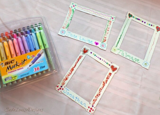 Best ideas about DIY Picture Frame For Kids . Save or Pin 25 DIY Picture Frame Ideas to Make More Beautiful s Now.