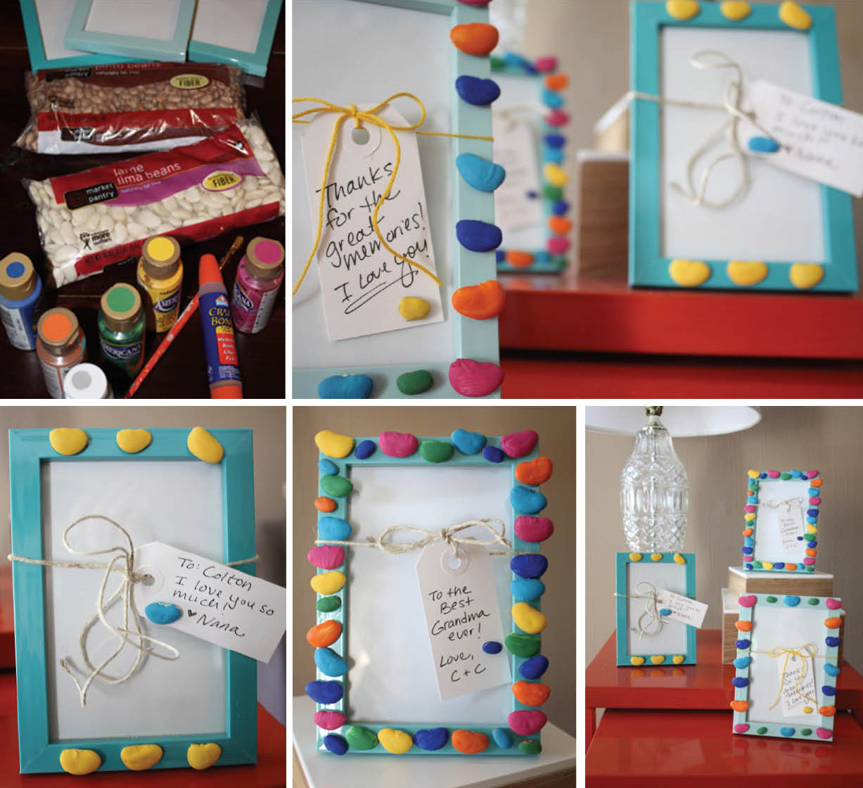 Best ideas about DIY Picture Frame For Kids . Save or Pin D I Y Picture Frames Make your walls POP Now.