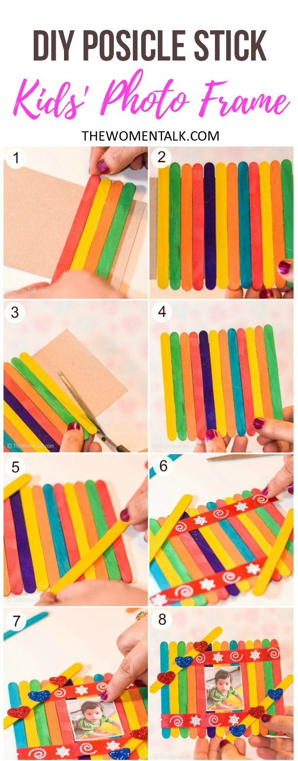Best ideas about DIY Picture Frames For Kids . Save or Pin 25 unique Kids photo frames ideas on Pinterest Now.