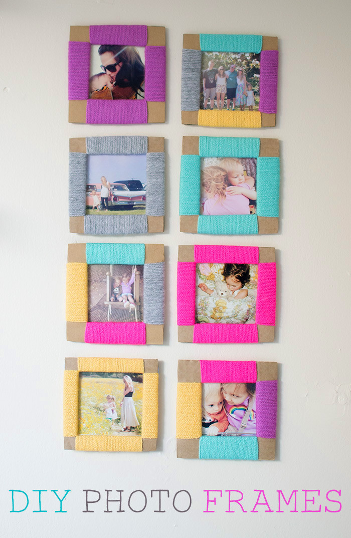 Best ideas about DIY Picture Frames For Kids . Save or Pin 1000 images about DIY Projects We Love on Pinterest Now.