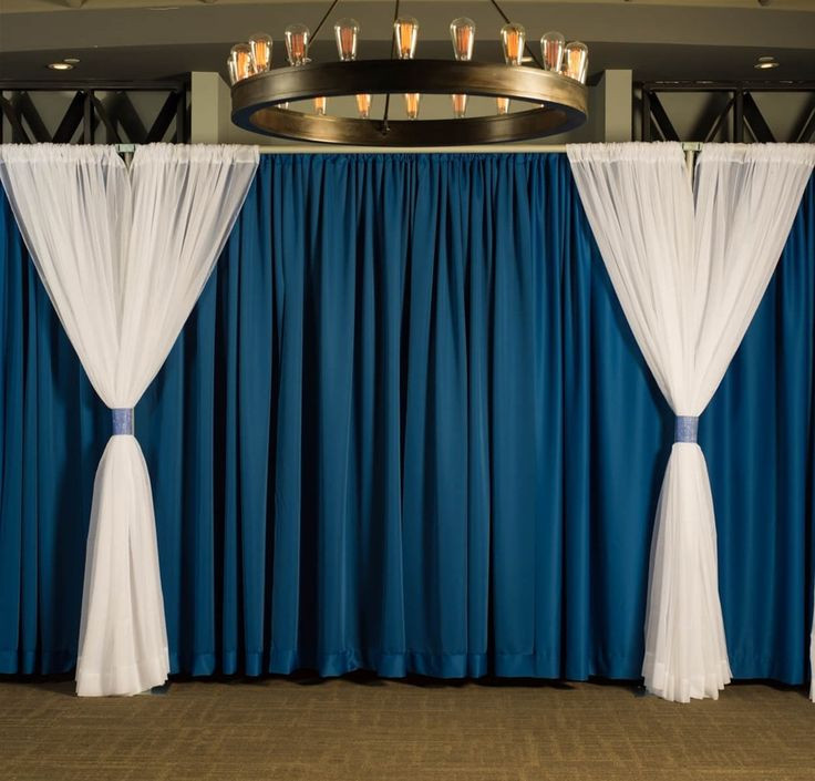 Best ideas about DIY Pipe And Drape Backdrop For Wedding . Save or Pin 8 best Pipe And Drape Set Ups images on Pinterest Now.
