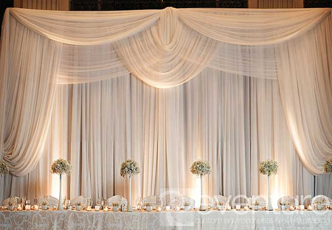 Best ideas about DIY Pipe And Drape Backdrop For Wedding . Save or Pin How to Set Wonderful DIY Pipe and Drape Backdrop for Wedding Now.