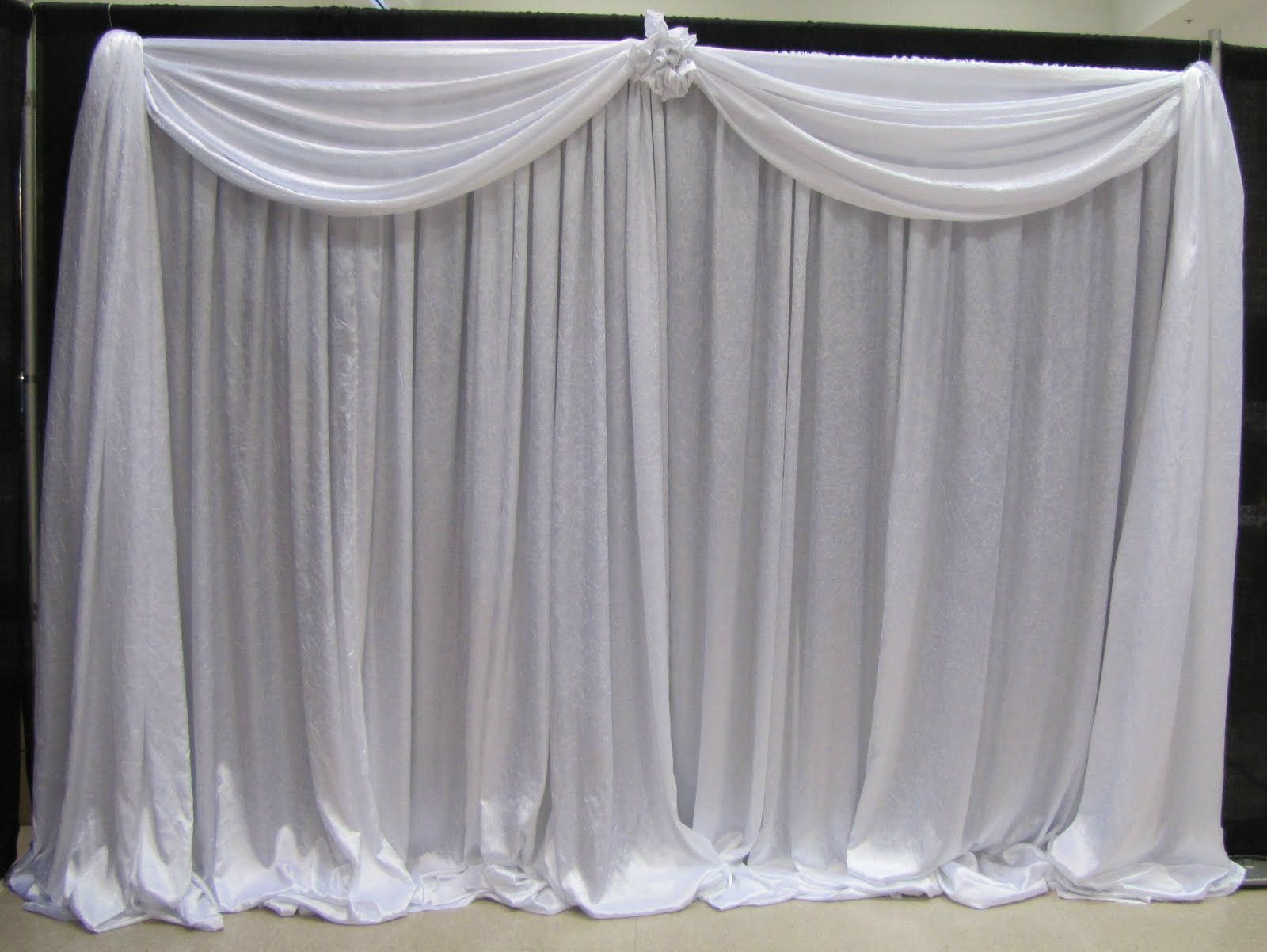 Best ideas about DIY Pipe And Drape Backdrop For Wedding . Save or Pin wedding backdrops Now.