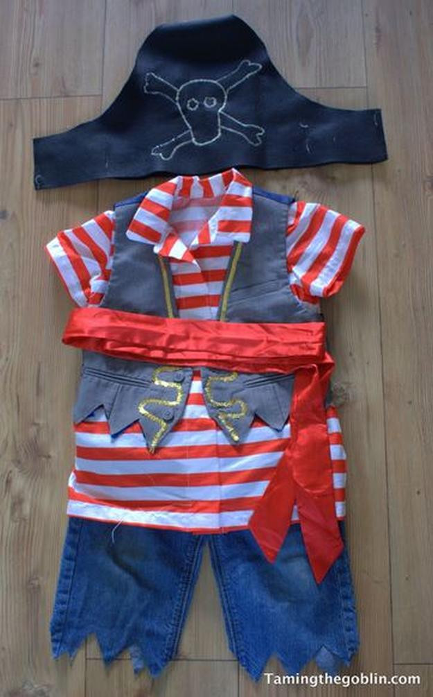 Best ideas about DIY Pirate Costumes For Kids . Save or Pin 25 Argh tastic DIY Pirate Costume Ideas DIY Ready Now.