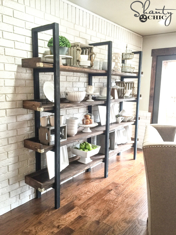 Best ideas about DIY Plate Rack . Save or Pin DIY Plate Rack for $95 Shanty 2 Chic Now.
