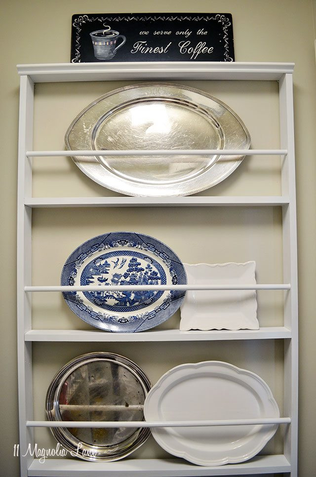 Best ideas about DIY Plate Racks . Save or Pin DIY Plate Rack The Best Way to Stack Your Plates Now.
