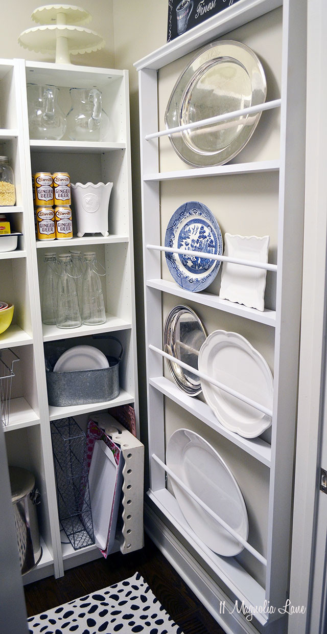 Best ideas about DIY Plate Racks . Save or Pin DIY Custom Plate Rack For $40 Now.