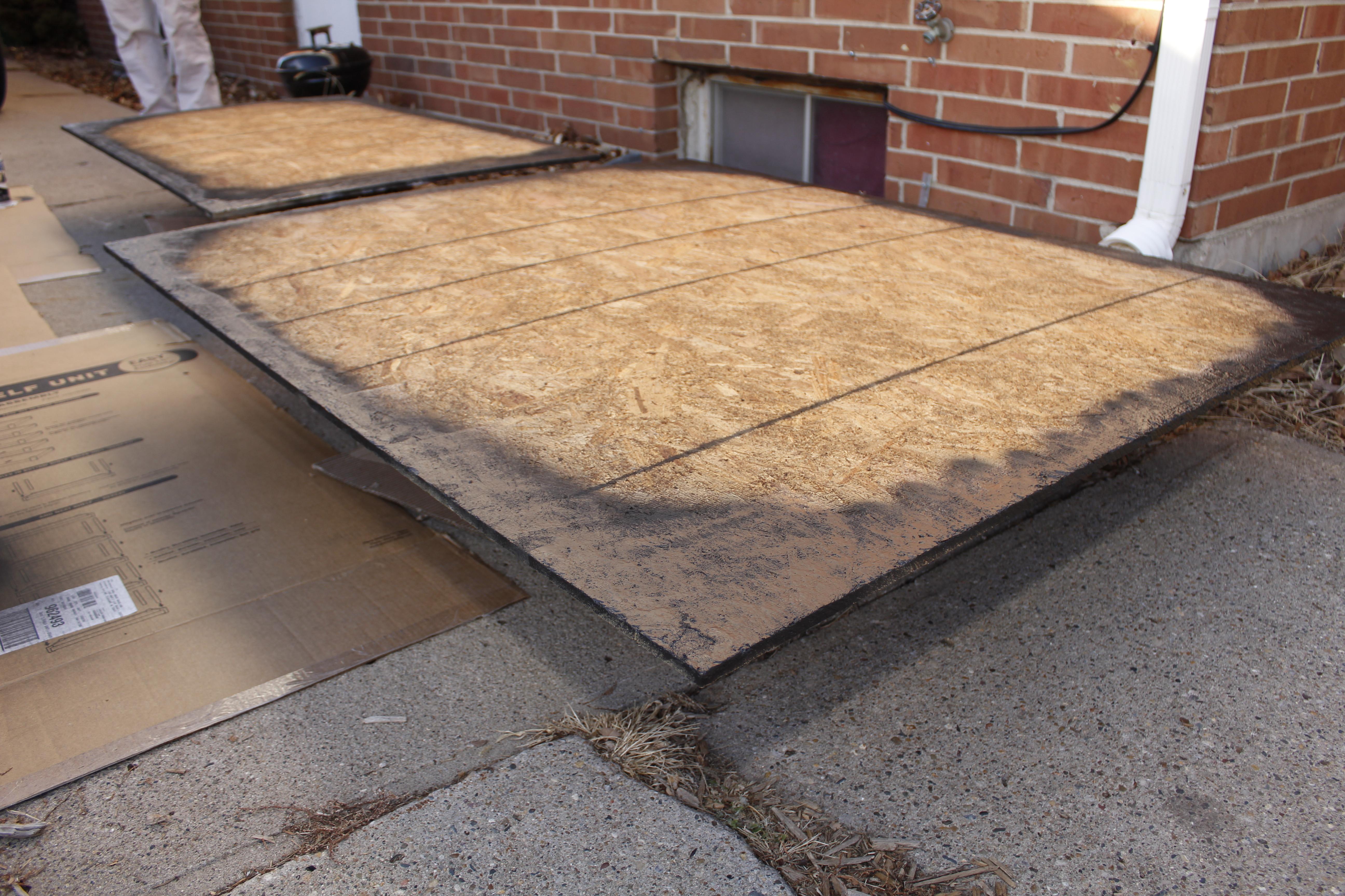 Best ideas about DIY Platform Bed Frame Queen . Save or Pin DIY Queen size platform bed Now.