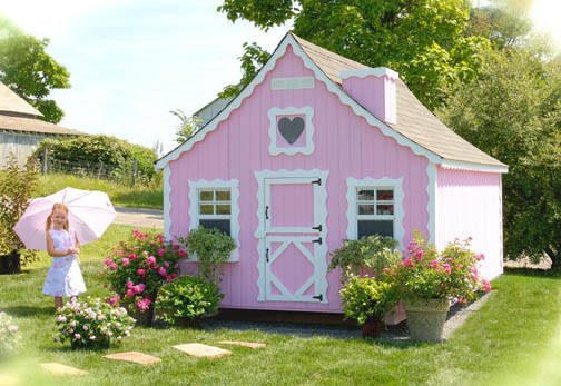 Best ideas about DIY Playhouse Kits . Save or Pin DIY Playhouse Kits Childrens Playhouse Kits Now.
