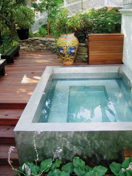 Best ideas about DIY Plunge Pool . Save or Pin 17 Best ideas about Diy Pool on Pinterest Now.