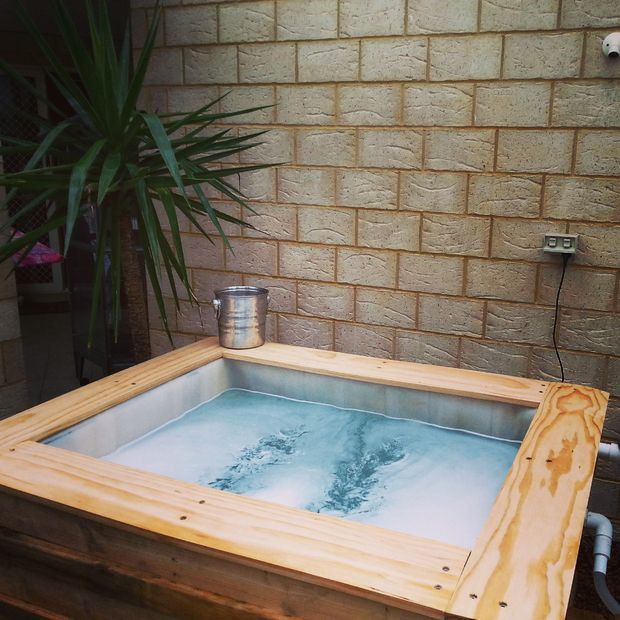 Best ideas about DIY Plunge Pool . Save or Pin 9 DIY Outdoor Hot Tubs You Can Build Yourself Shelterness Now.