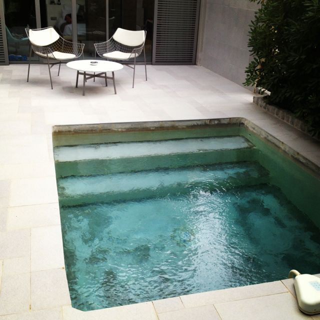 Best ideas about DIY Plunge Pool . Save or Pin Best 25 Plunge pool ideas on Pinterest Now.