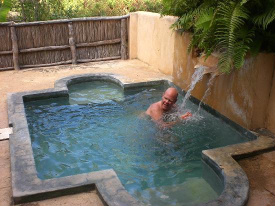 Best ideas about DIY Plunge Pool . Save or Pin More grounds love the way they rake the sand every day Now.