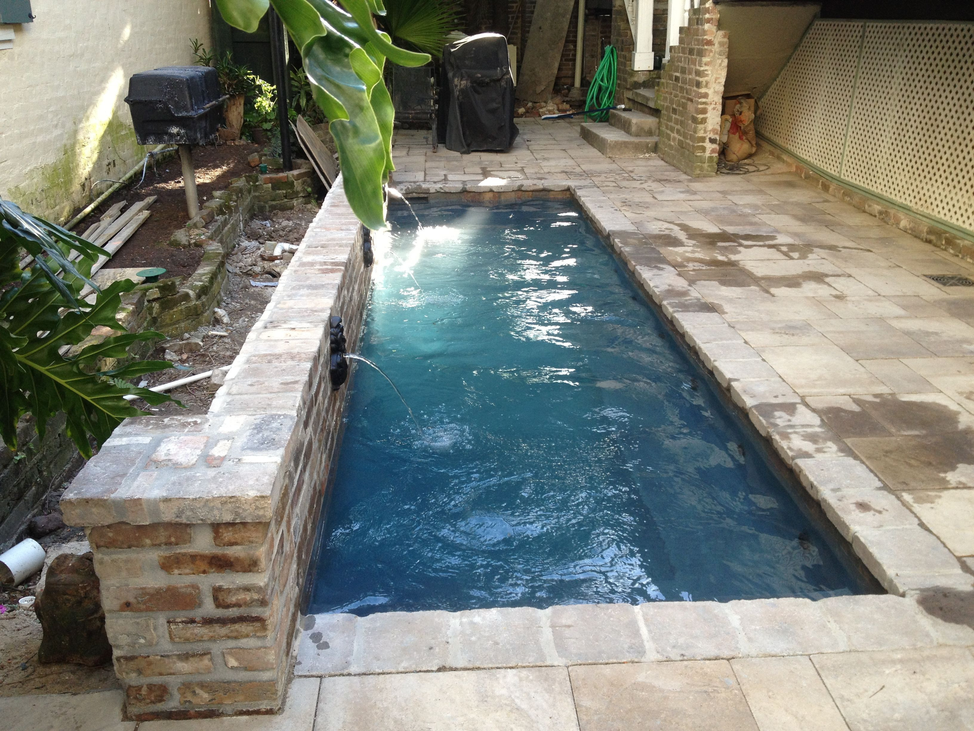 Best ideas about DIY Plunge Pool . Save or Pin cocktail pools Cocktail pool Now.