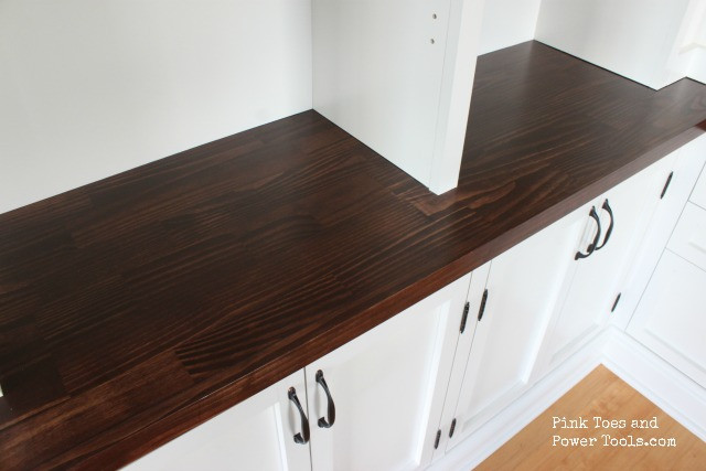 Best ideas about DIY Plywood Countertops . Save or Pin Dining Room Home fice How to make a Desktop or Now.
