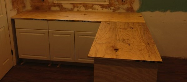 Best ideas about DIY Plywood Countertops . Save or Pin How To Build A Tile Countertop Now.