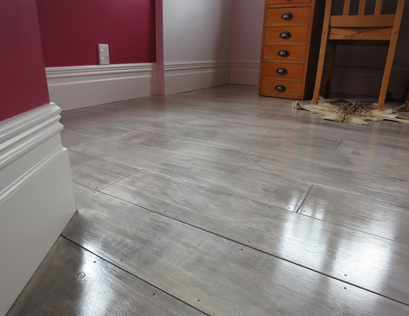 Best ideas about DIY Plywood Floor . Save or Pin DIY Plywood Plank Floors Now.