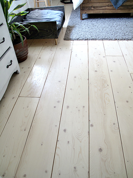 Best ideas about DIY Plywood Floor . Save or Pin Remodelaholic Now.