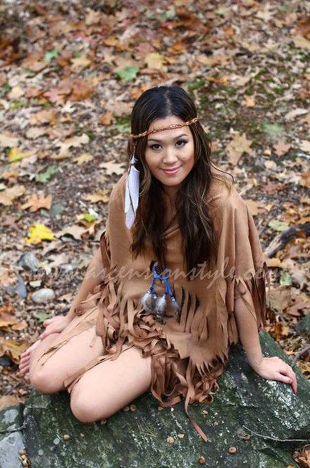 Best 20 Diy Pocahontas Halloween Costumes Best Collections