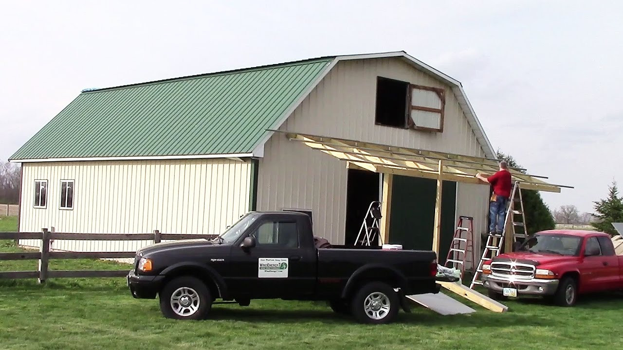 Best ideas about DIY Pole Barn Kits . Save or Pin DIY Pole Barn Kits Now.