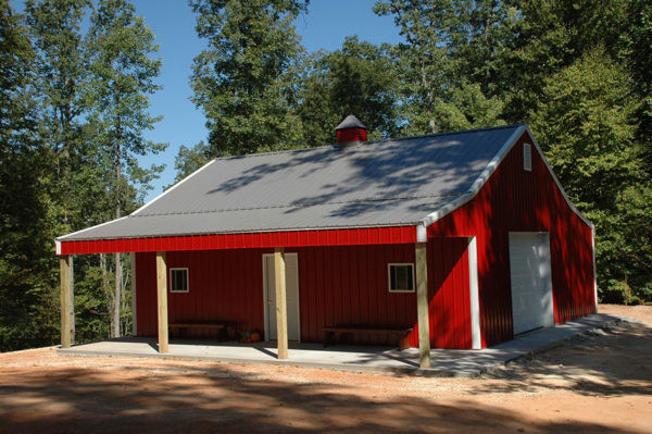 Best ideas about DIY Pole Barn Kits . Save or Pin The Origin of American Pole Barns Now.