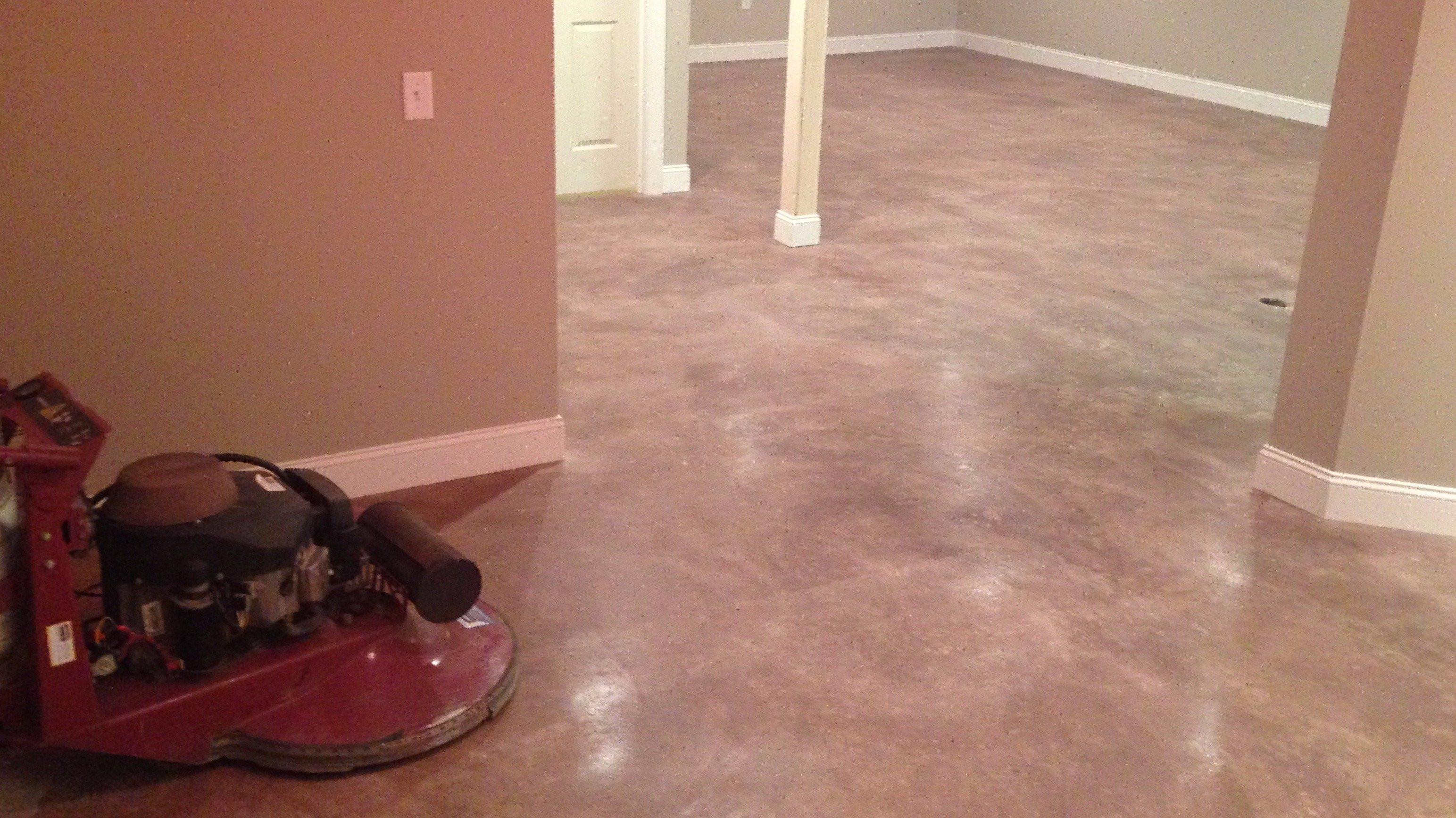 Best ideas about DIY Polished Concrete Floor . Save or Pin 5 Benefits Polish Concrete Floors — The Decoras Now.