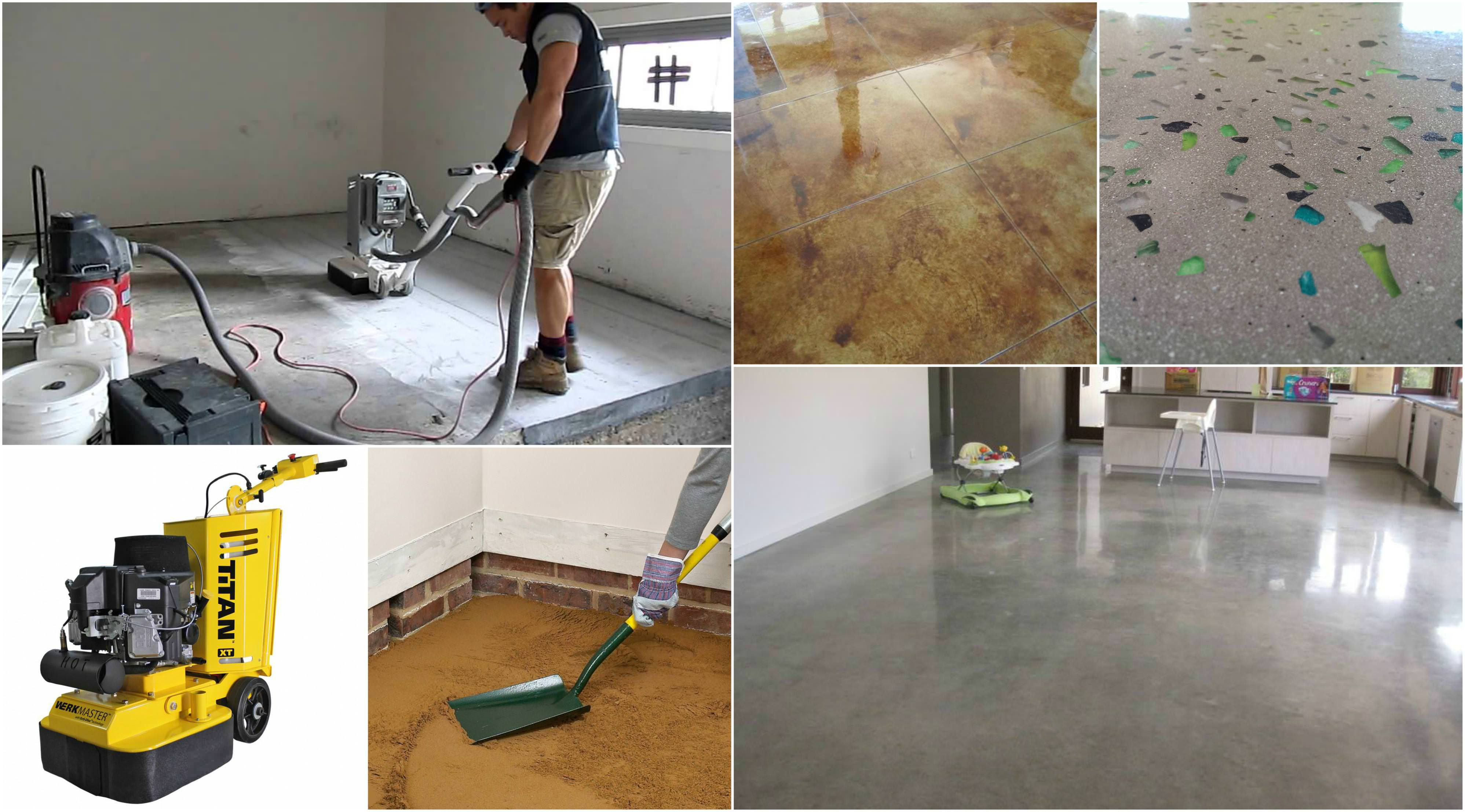 Best ideas about DIY Polished Concrete Floor . Save or Pin How to DIY Polished Concrete Floor Tips for the Better Look Now.