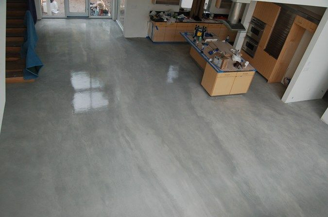 Best ideas about DIY Polished Concrete Floor . Save or Pin Best 25 Stained cement floors ideas on Pinterest Now.