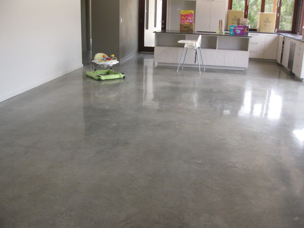Best ideas about DIY Polished Concrete Floor . Save or Pin Microcimento Cimento Auto Nivelante Now.