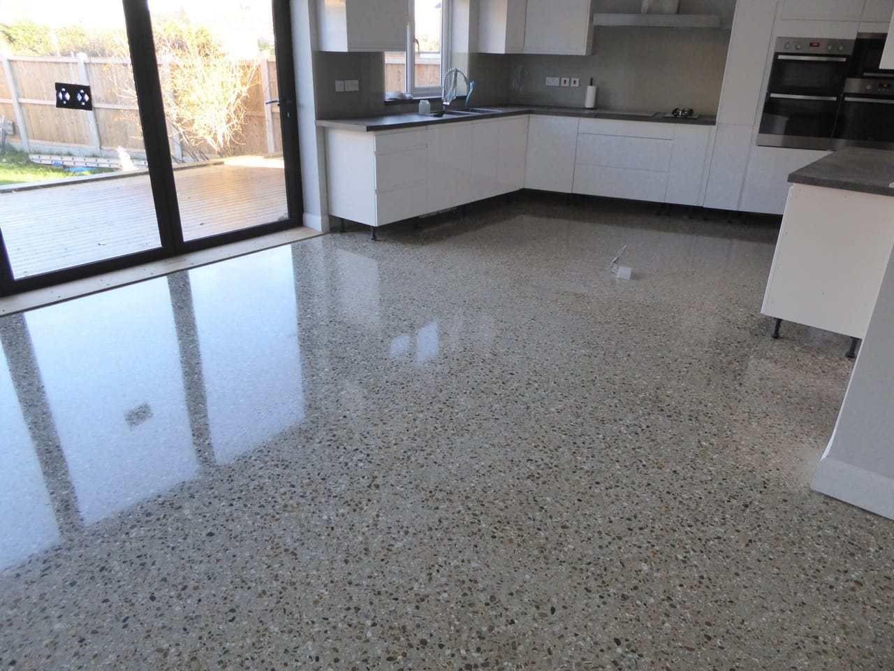 Best ideas about DIY Polished Concrete Floor . Save or Pin Polished Concrete Floors in 2019 Polished Concrete Now.