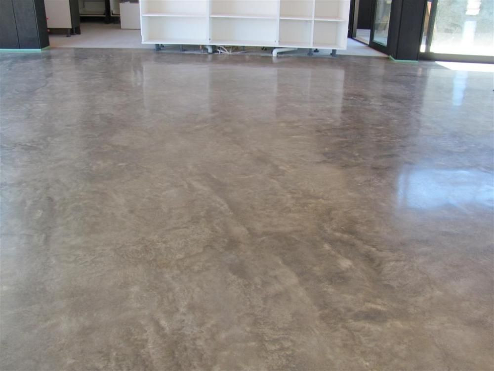 Best ideas about DIY Polished Concrete Floor . Save or Pin Diy Polished Concrete Floor Now.