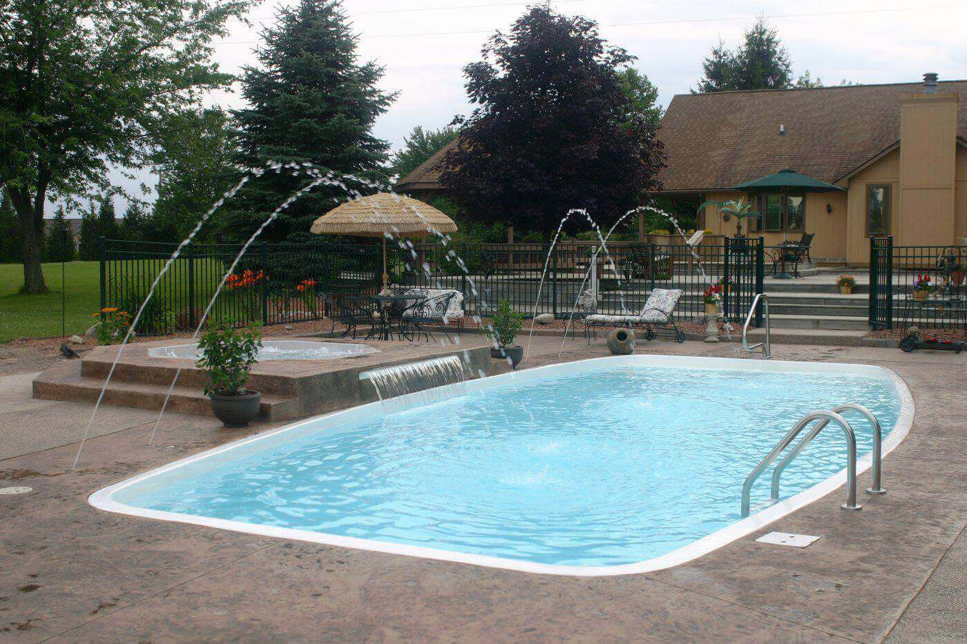 Best ideas about DIY Pool Kits . Save or Pin Diy Inground Pool Kits Fiberglass DIY Projects Now.