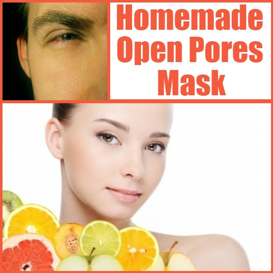Best ideas about DIY Pore Mask . Save or Pin Homemade Open Pore Mask Now.