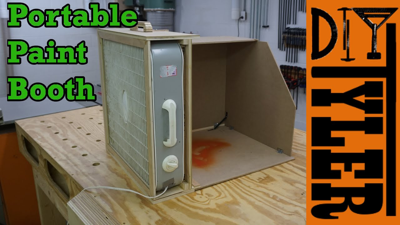 Best ideas about DIY Portable Paint Booth . Save or Pin Portable Paint Spray Booth Now.