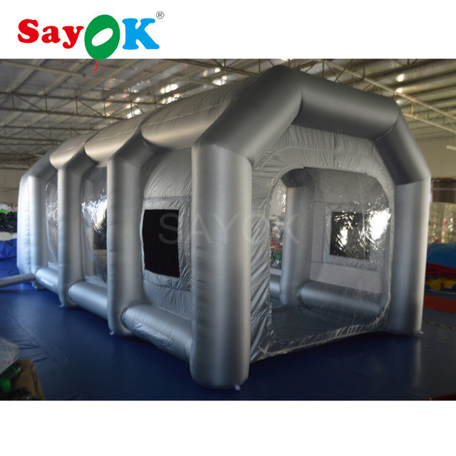 Best ideas about DIY Portable Paint Booth . Save or Pin 2018 Cheap portable paint spray for car inflatable spray Now.