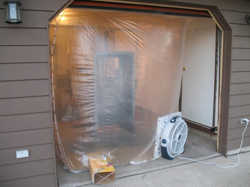 Best ideas about DIY Portable Paint Booth . Save or Pin Weekend Paint Booth Workshop Now.