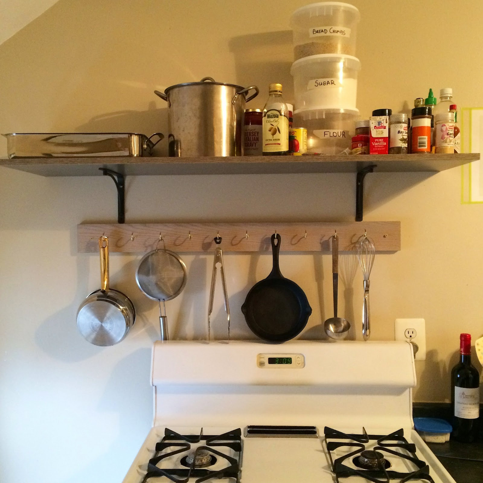 Best ideas about DIY Pot Rack . Save or Pin Creatively Casey DIY Pot Rack Now.