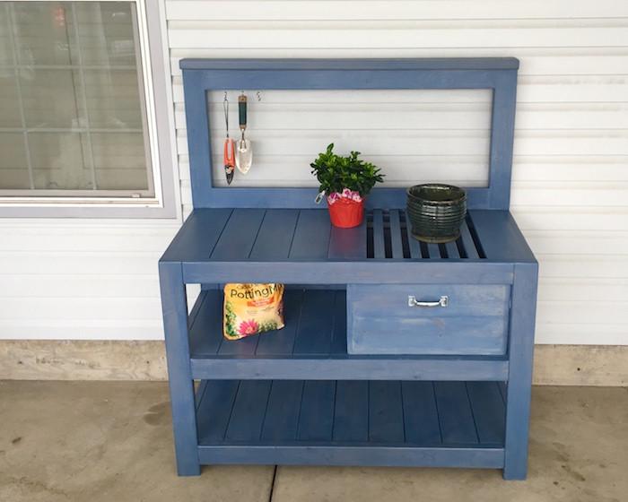 Best ideas about DIY Potting Bench Plans . Save or Pin DIY Potting Bench Plans Rogue Engineer Now.