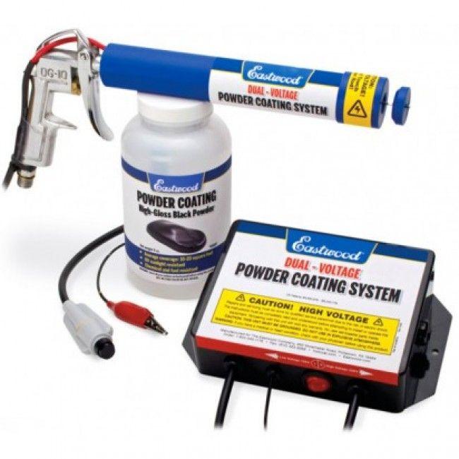 Best ideas about DIY Powder Coating Kit . Save or Pin Starter kit Powder and Guns on Pinterest Now.