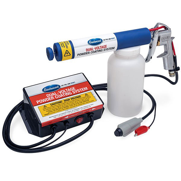 Best ideas about DIY Powder Coating Kits . Save or Pin Eastwood Dual Voltage Powder Coating Gun Starter Kit Now.