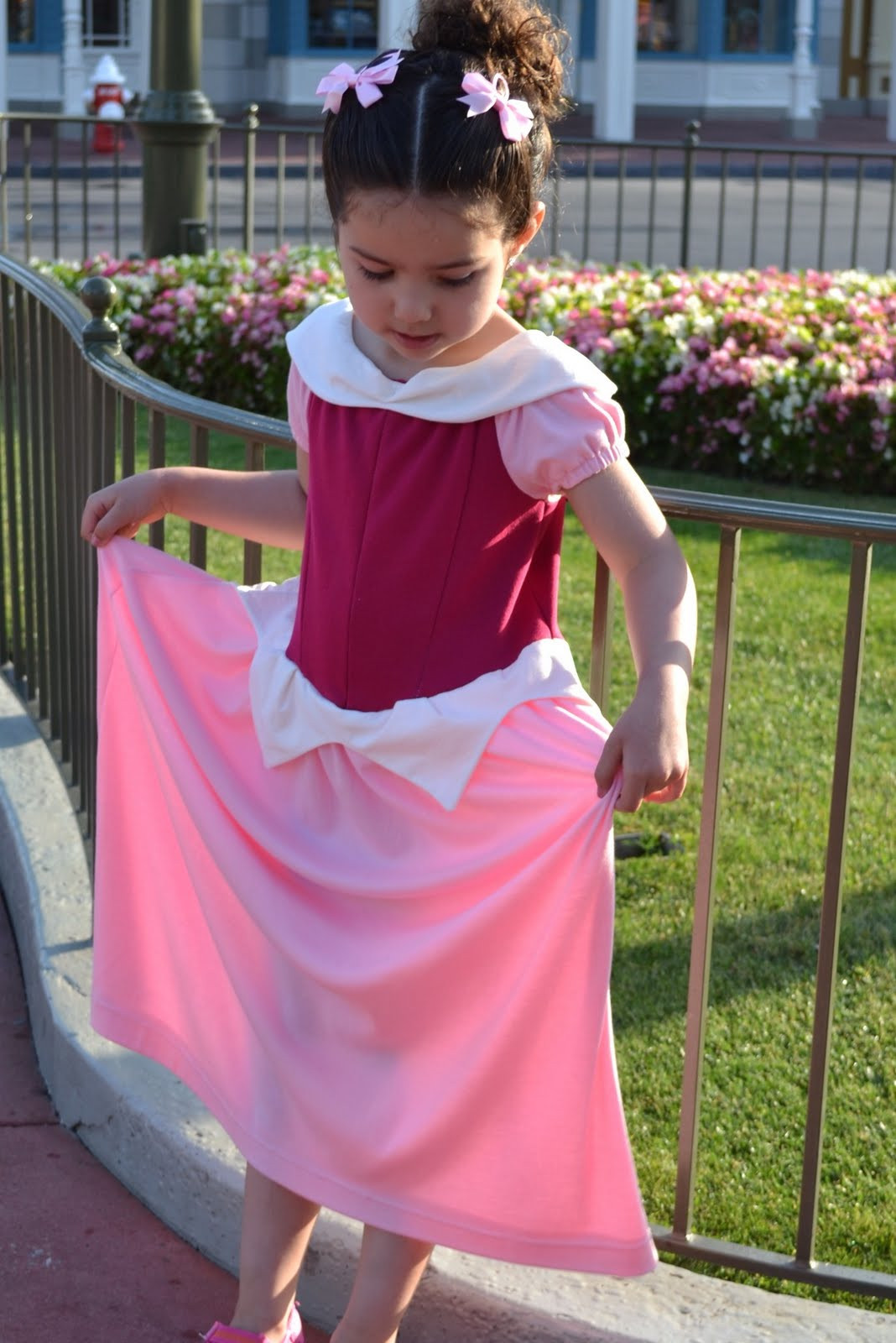 Best ideas about DIY Princess Costume . Save or Pin All Hail Princess Aurora crafterhours Now.