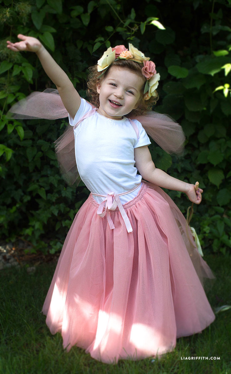 Best ideas about DIY Princess Costume . Save or Pin DIY Fairy Princess Costume Lia Griffith Now.