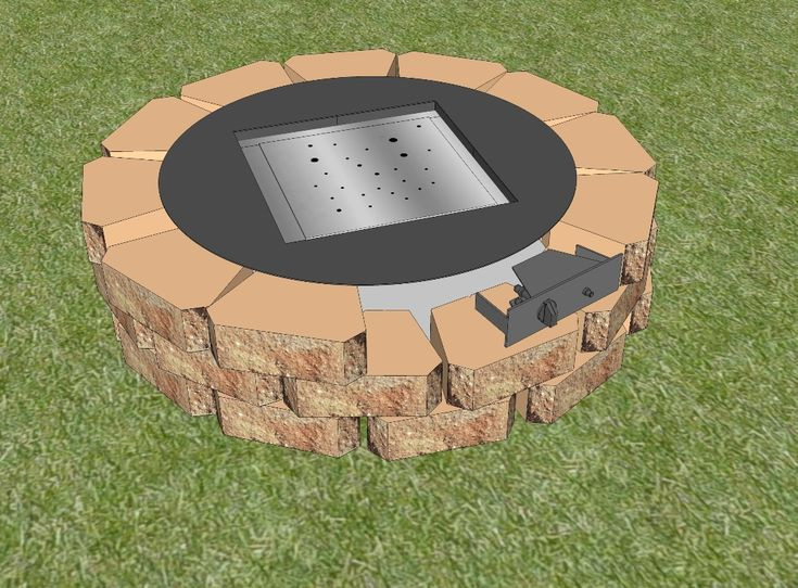 Best ideas about DIY Propane Fire Pit Kit . Save or Pin 70 best images about DIY GAS FIRE PIT on Pinterest Now.