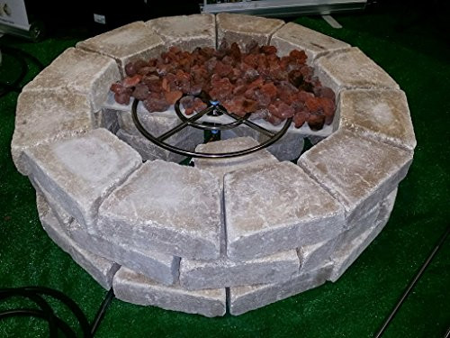 Best ideas about DIY Propane Fire Pit Kit . Save or Pin Create Convert Your Wood Fire Pit to Propane DIY Propane Now.
