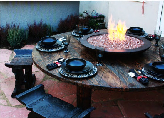 Best ideas about DIY Propane Fire Pit Kit . Save or Pin American Fireglass Fire Pit Bowl DIY Gas Fire Pit Kit Now.
