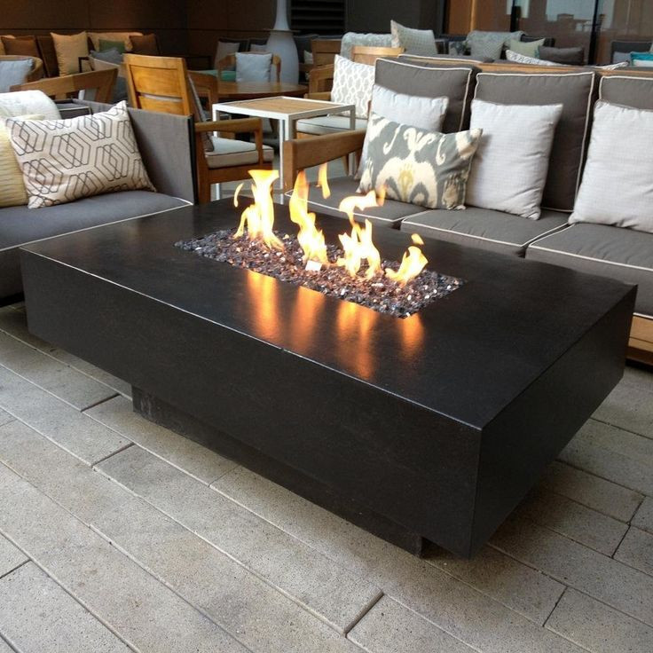 Best ideas about DIY Propane Fire Table . Save or Pin How to build an outdoor propane fire pit propane fire pit Now.