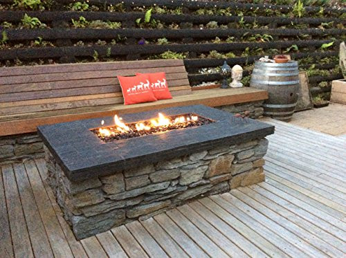 """Best ideas about DIY Propane Fire Table . Save or Pin T36CK Ultra Low Profile DIY 36"""" T Burner 316 Stainless Now."""